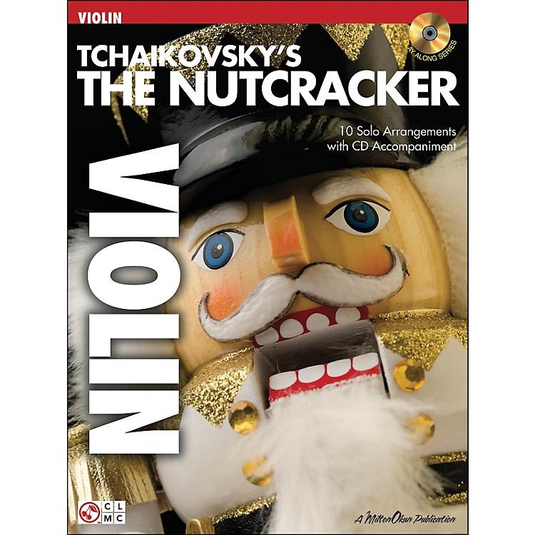 Cherry LaneTchaikovsky's The Nutcracker Violin Book/Online Audio