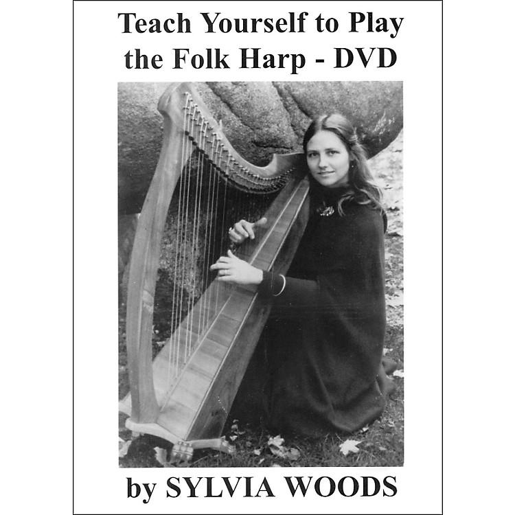 Hal LeonardTeach Yourself To Play The Folk Harp - DVD