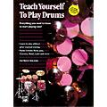 AlfredTeach Yourself to Play Drums Book with CD-thumbnail