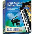Alfred Teach Yourself to Play Piano Deluxe Edition CD-ROM   thumbnail