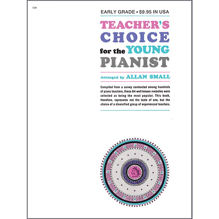 AlfredTeacher's Choice for the Young Pianist