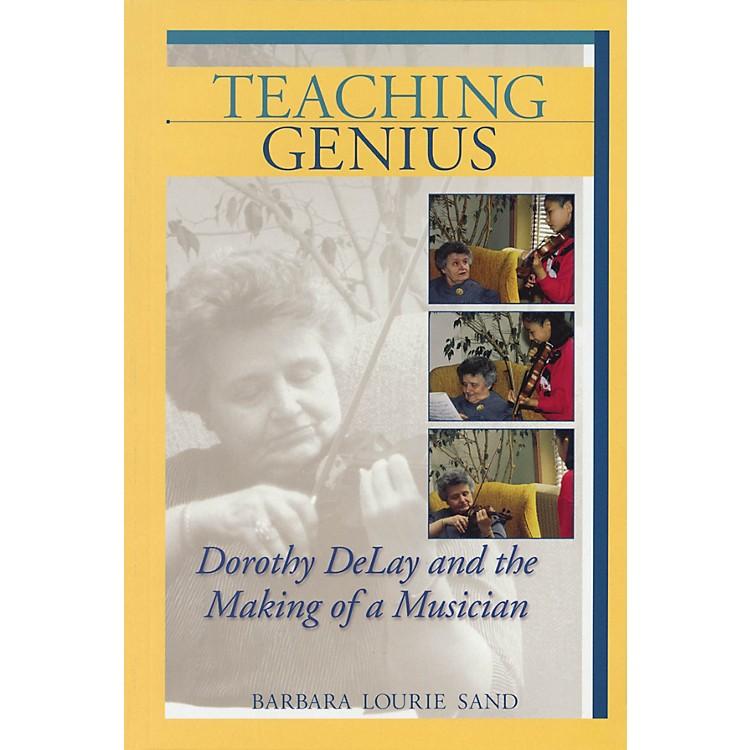 Amadeus PressTeaching Genius Amadeus Series Softcover Written by Barbara Lourie Sand