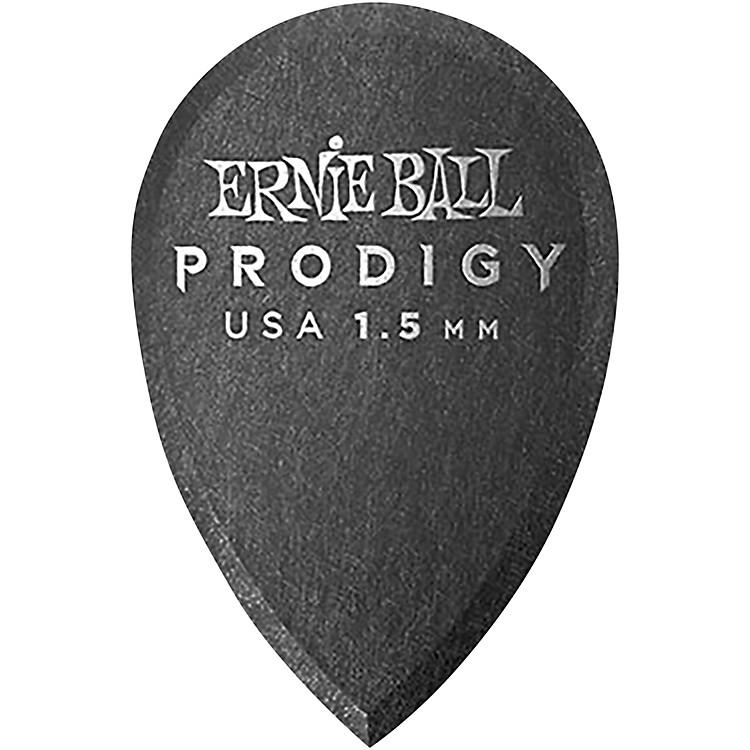 Ernie BallTeardrop Prodigy Picks 6-Pack1.5 mm6 Pack