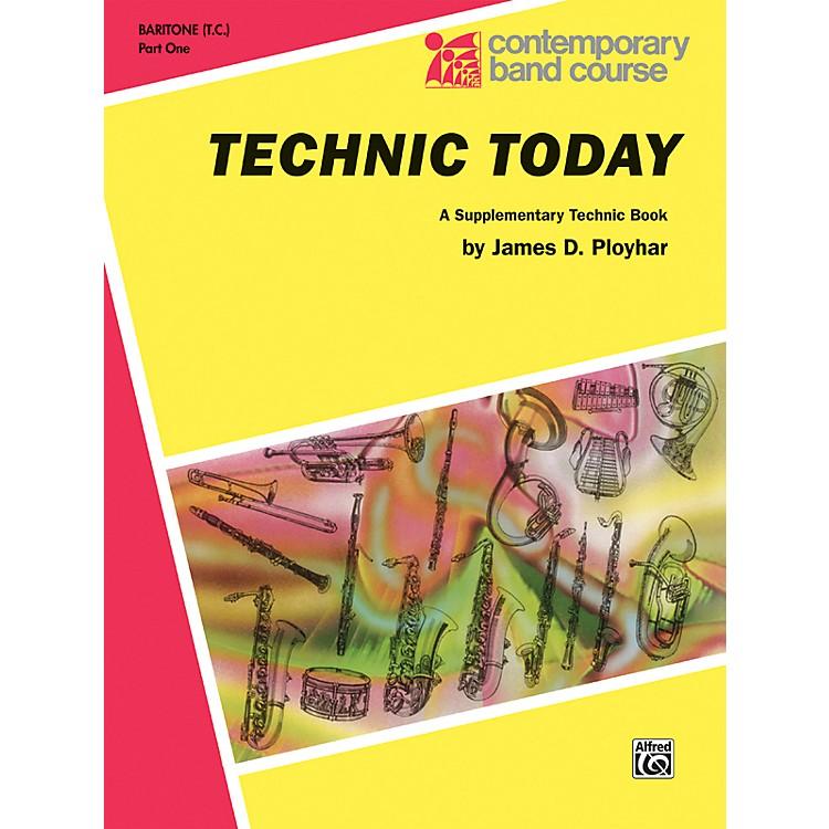 AlfredTechnic Today Part 1 Baritone T.C.