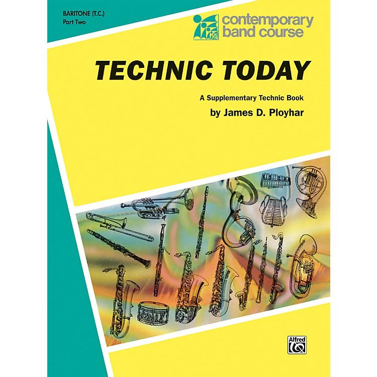 AlfredTechnic Today Part 2 Baritone T.C.