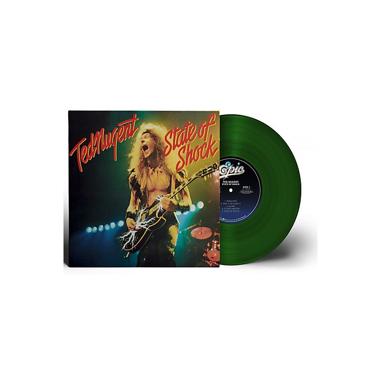 AllianceTed Nugent - State of Shock