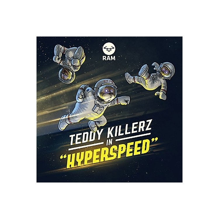 AllianceTeddy Killerz - Hyperspeed Ep