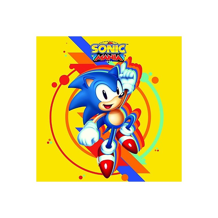 Alliance Tee Lopes - Sonic Mania (Original Soundtrack)
