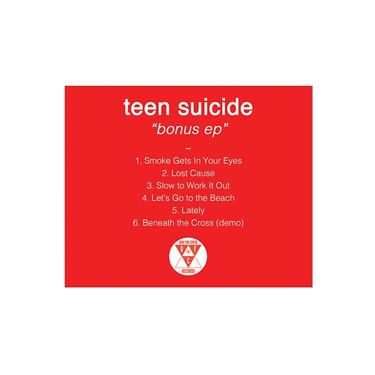 AllianceTeen Suicide - Bonus EP