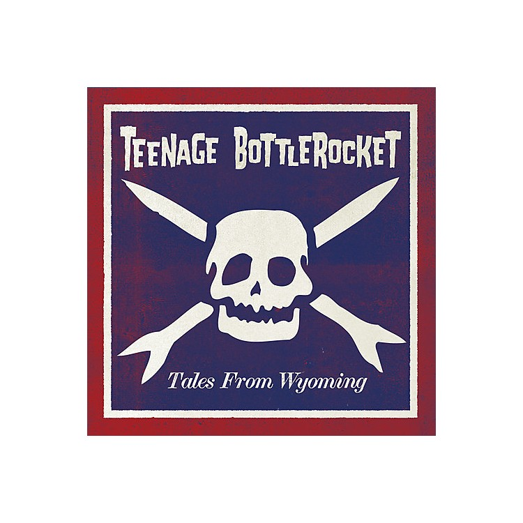 Alliance Teenage Bottlerocket - Tales from Wyoming