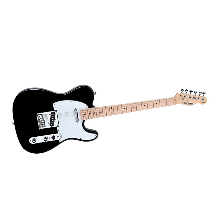 starcaster by fender telecaster electric guitar music123. Black Bedroom Furniture Sets. Home Design Ideas