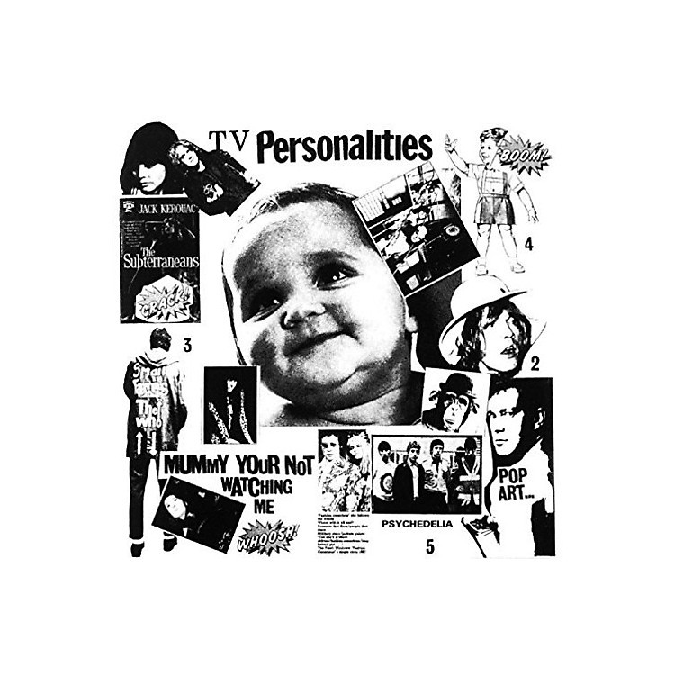 AllianceTelevision Personalities - Mummy You're Not Watching Me