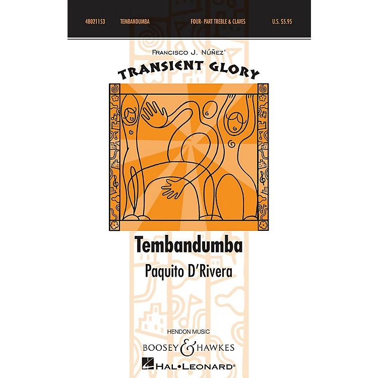Boosey and HawkesTembandumba (Transient Glory Series) SSAA
