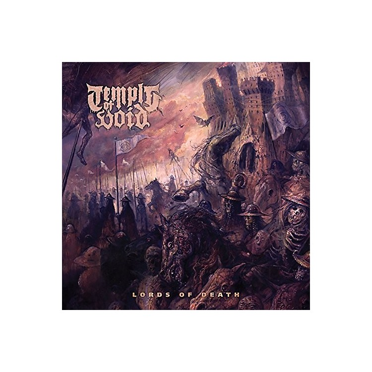 Alliance Temple of Void - Lords Of Death