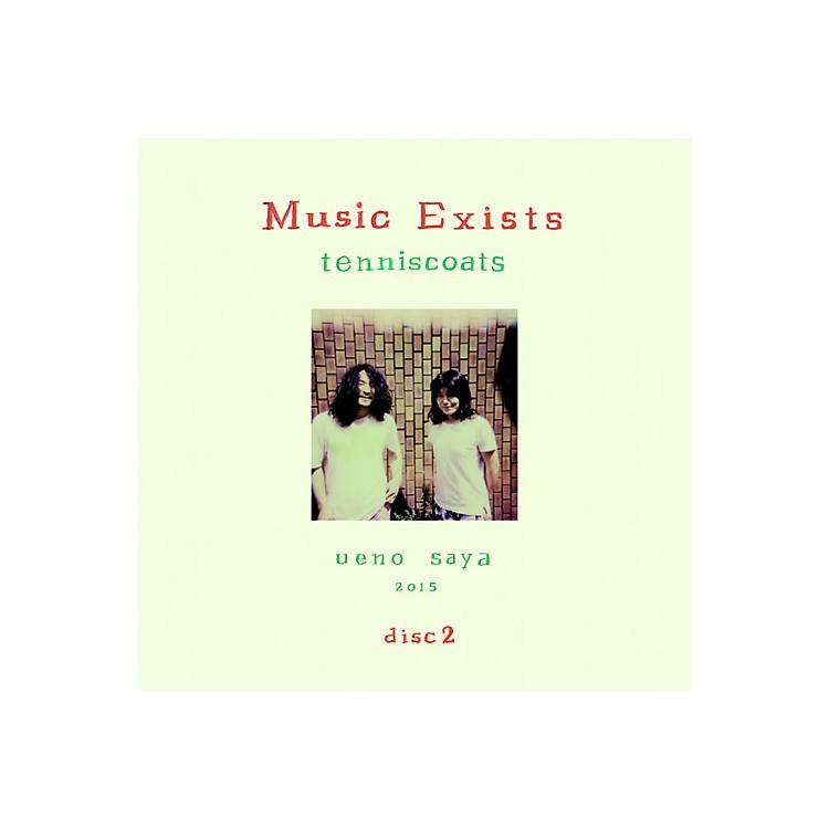 AllianceTenniscoats - Music Exists Disc 2