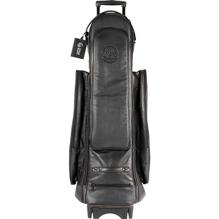 GardTenor Trombone Wheelie Bag22-WBFLK BlackUltra Leather