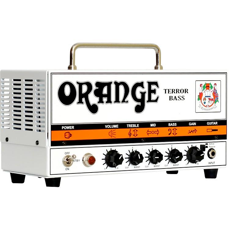Orange AmplifiersTerror Bass 500 Series BT500H 500W Bass Amp HeadOrange