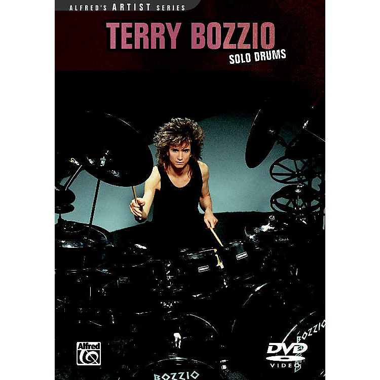 Alfred Terry Bozzio - Solo Drums DVD