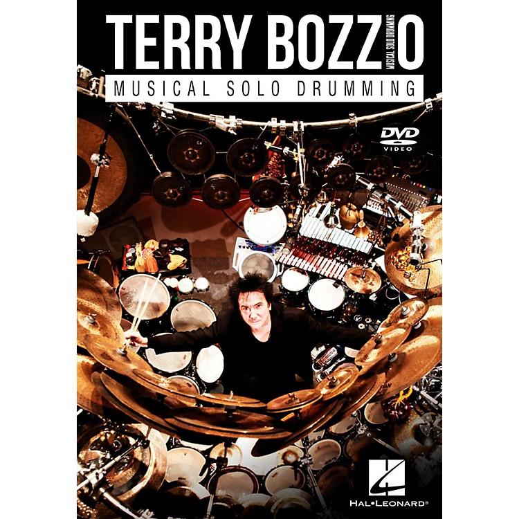 Hal LeonardTerry Bozzio Musical Solo Drumming DVD