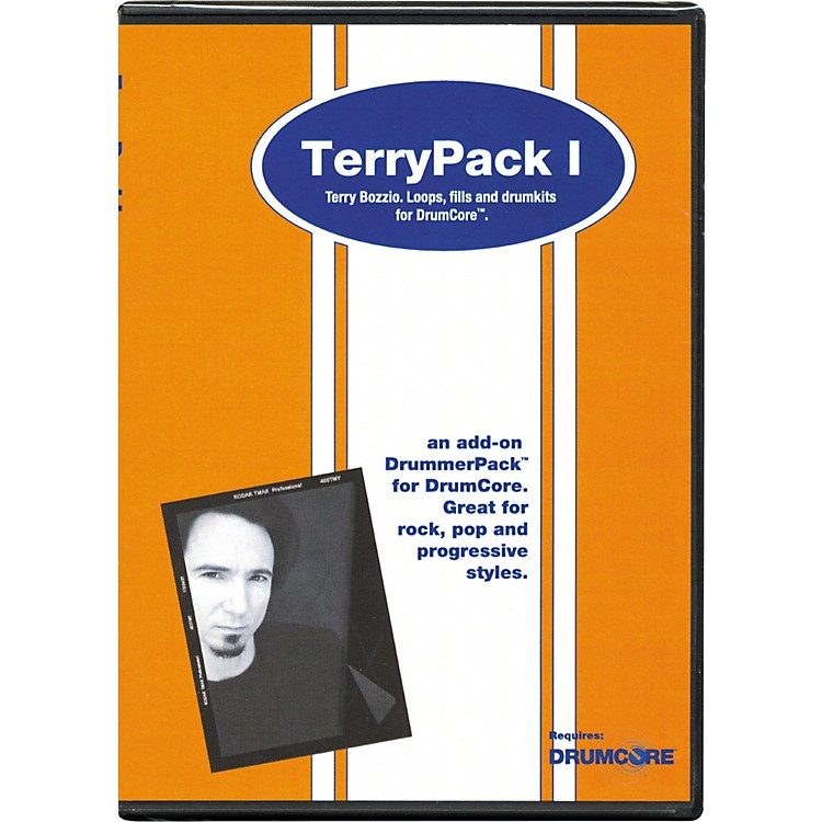 Sonoma Wire Works TerryPack I Add-On DrummerPack for DrumCore