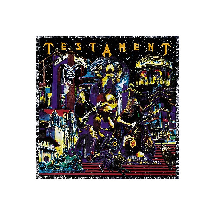 AllianceTestament - Live At The Fillmore