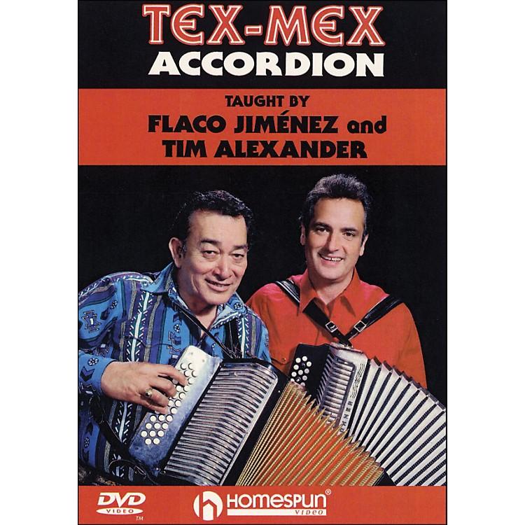 HomespunTex-Mex Accordion (DVD)