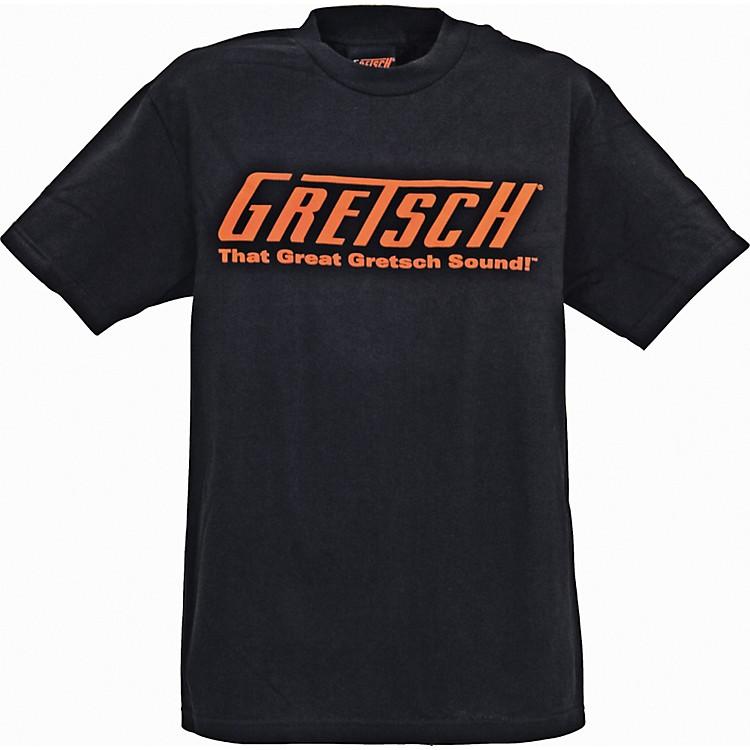 GretschThat Great Gretsch Sound T-ShirtBlackMedium