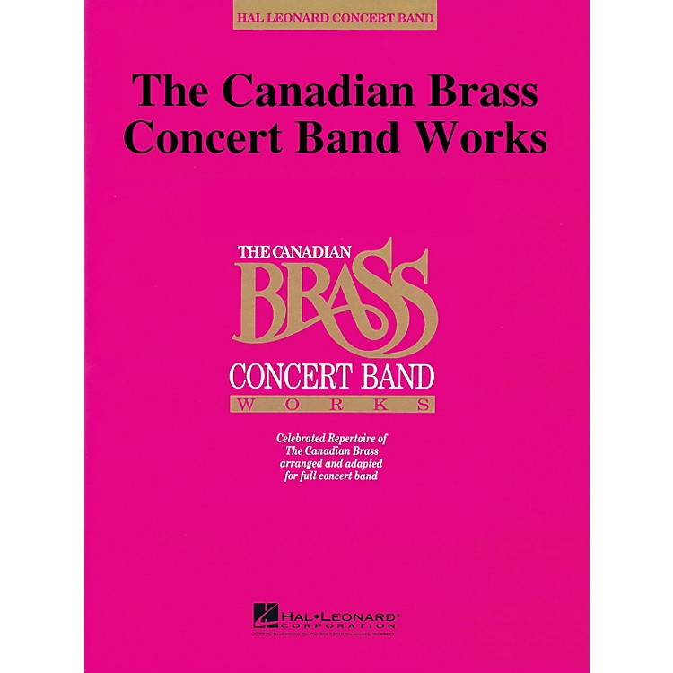 Hal LeonardThat's a Plenty (For Brass Quintet with Band) Concert Band Level 4 Arranged by John Wasson