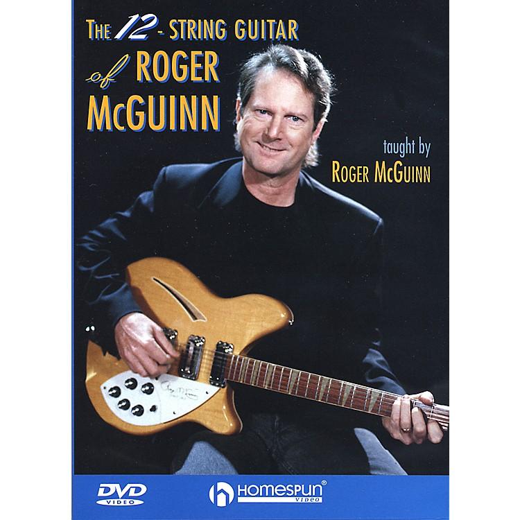 HomespunThe 12-String Guitar of Roger McGuinn DVD