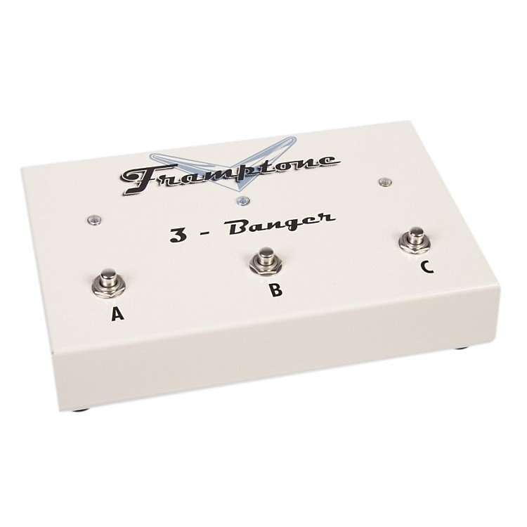 FramptoneThe 3-Banger Footswitch