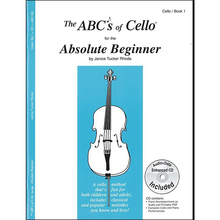 Carl FischerThe Abcs Of Cello For The Absolute Beginner Book/CD