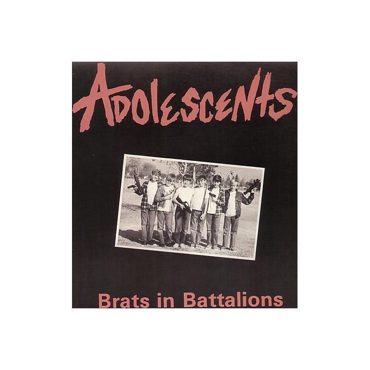 AllianceThe Adolescents - Brats in Battalions