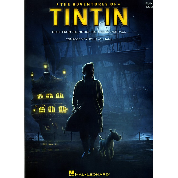 Hal LeonardThe Adventures Of Tintin - Music From The Motion Picture Soundtrack for Piano Solo