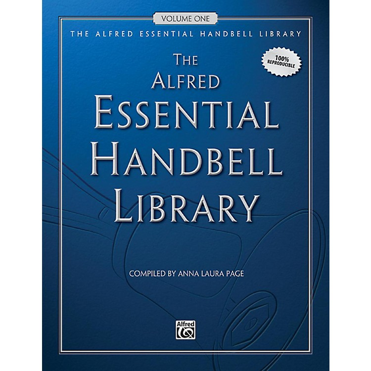 AlfredThe Alfred Essential Handbell Library, Volume One Reproducible Book