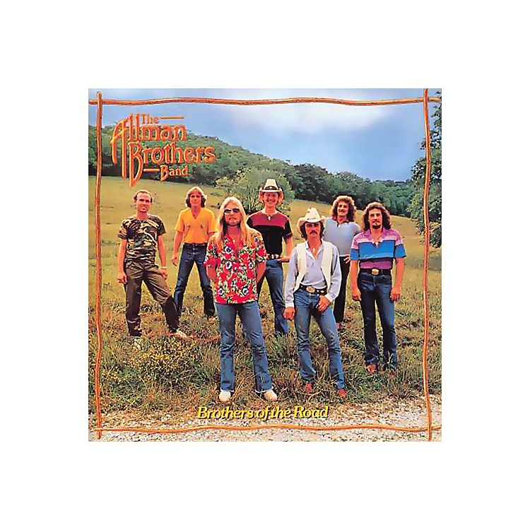 AllianceThe Allman Brothers Band - Brothers Of The Road