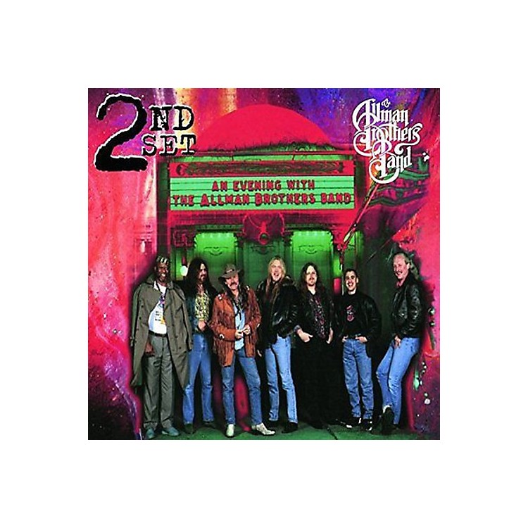 AllianceThe Allman Brothers Band - Evening with 2nd Set