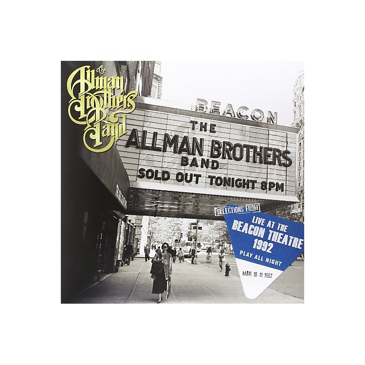AllianceThe Allman Brothers Band - Selections from (Play All Night: Live at Beacon)