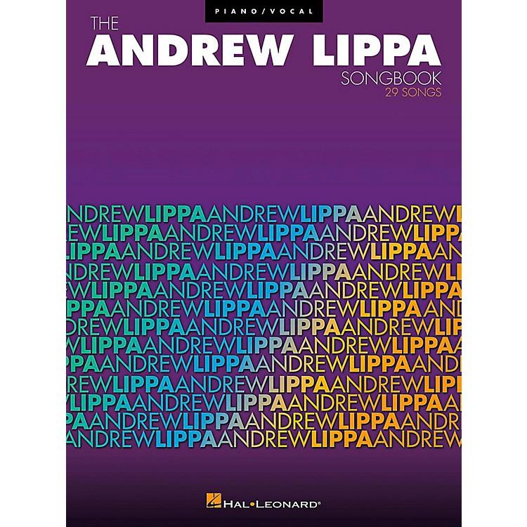 Hal LeonardThe Andrew Lippa Songbook for Piano/Vocal/Guitar