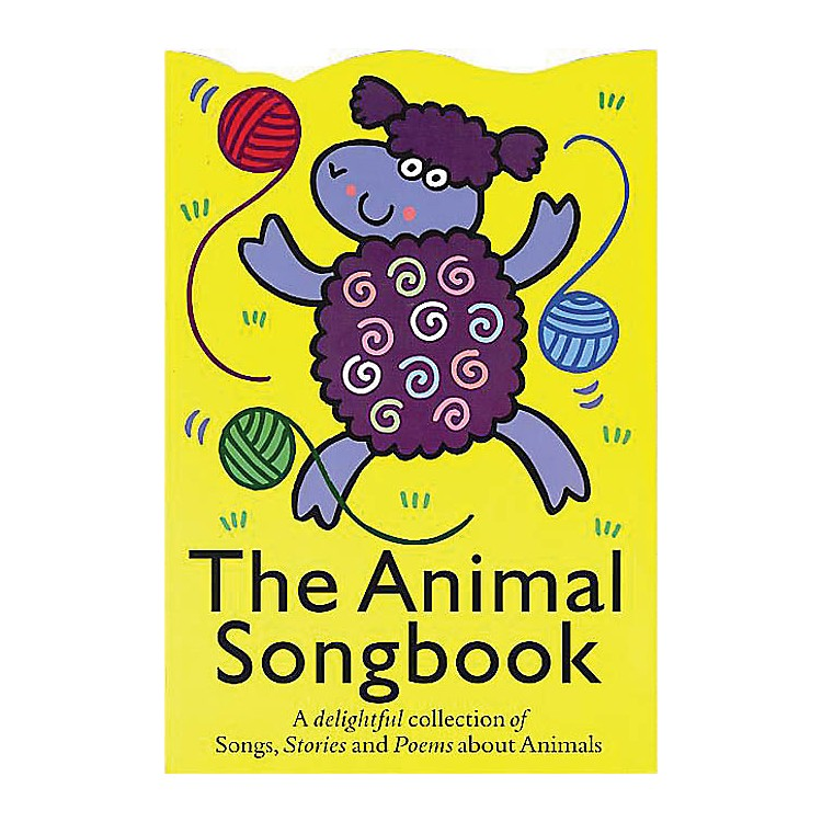 Music SalesThe Animal Songbook Music Sales America Series Softcover