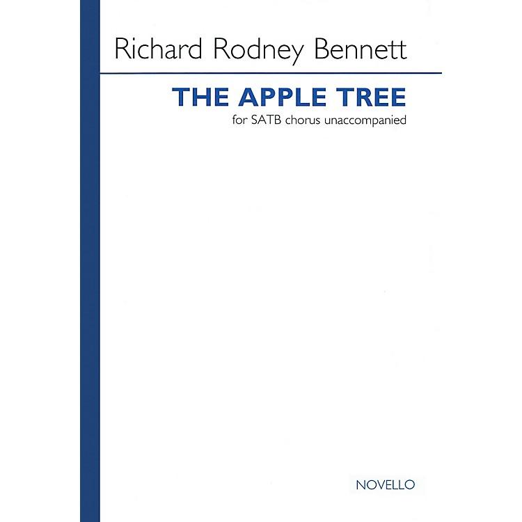 NovelloThe Apple Tree (SATB a cappella) SATB a cappella Composed by Richard Rodney Bennett