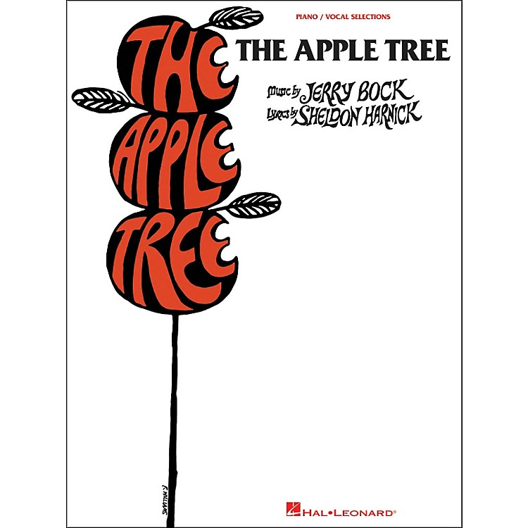 Hal Leonard The Apple Tree arranged for piano, vocal, and guitar (P/V/G)