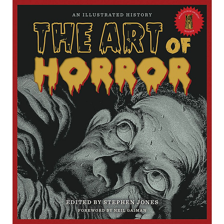 Applause BooksThe Art of Horror (An Illustrated History) Applause Books Series Hardcover
