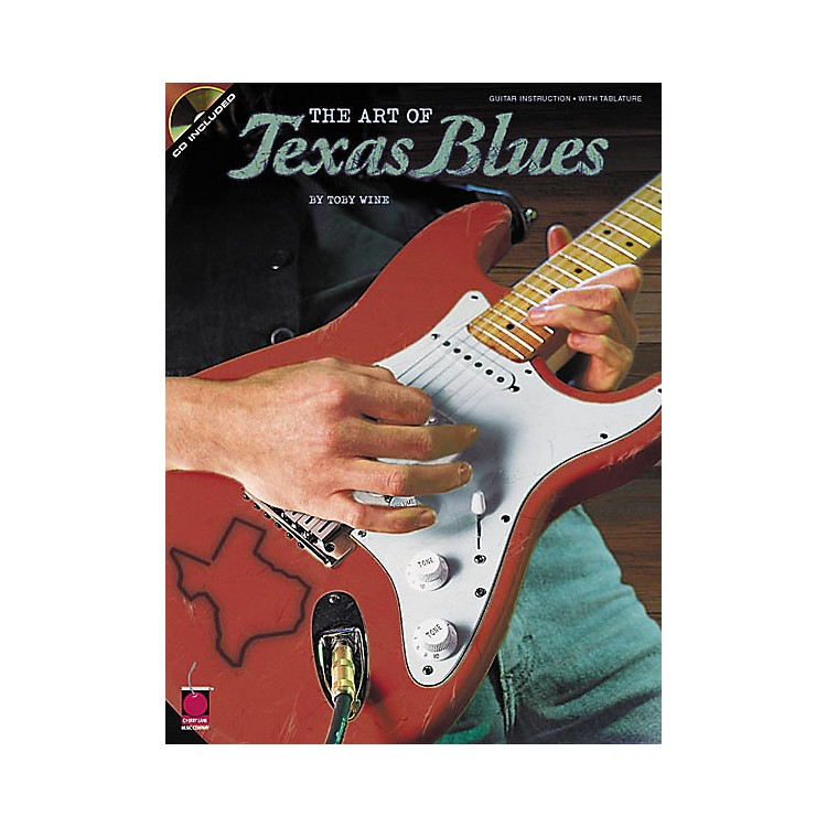 Cherry LaneThe Art of Texas Blues (Book/CD)