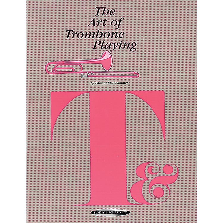 AlfredThe Art of Trombone Playing
