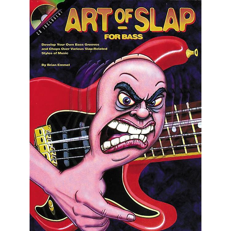 Hal LeonardThe Art of the Slap Book/CD