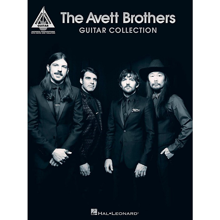 Hal Leonard The Avett Brothers Guitar Collection Guitar Tab Songbook