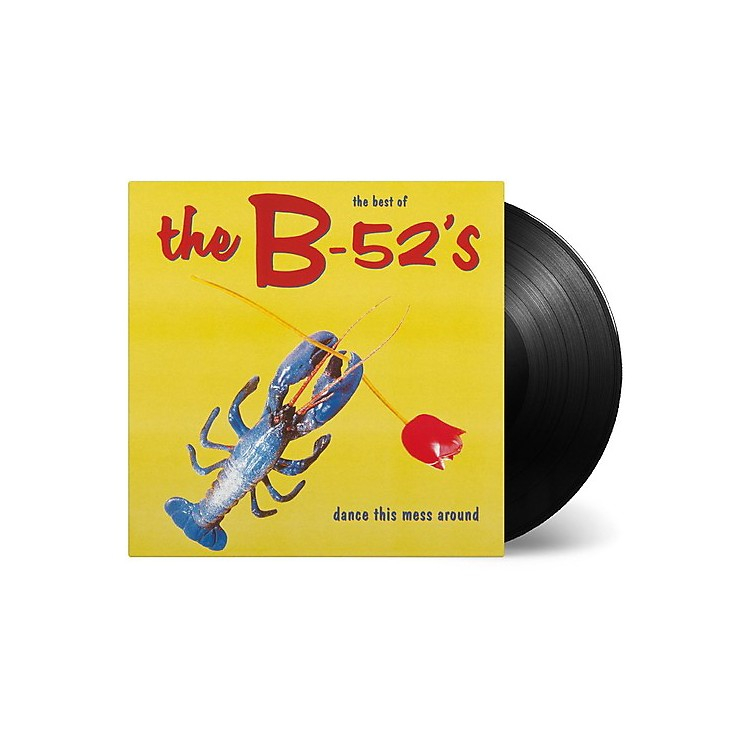 AllianceThe B-52's - Dance This Mess Around: The Best of