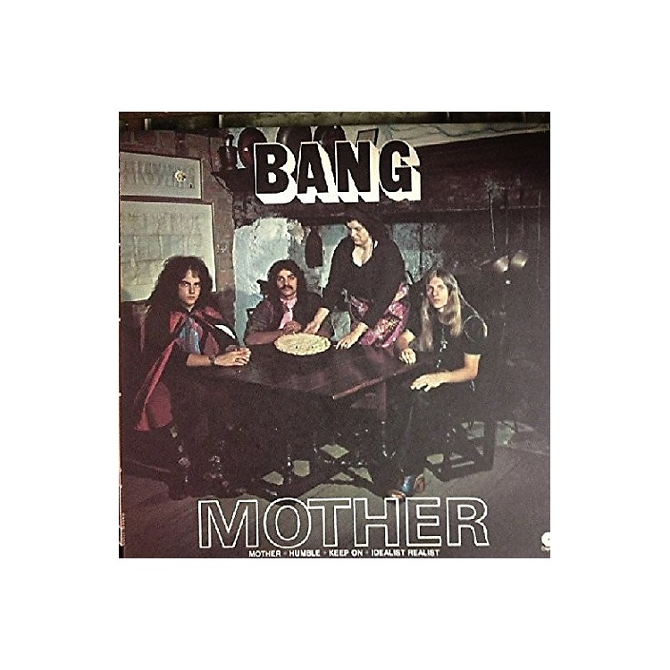 AllianceThe Bang - Mother/Bow To The King