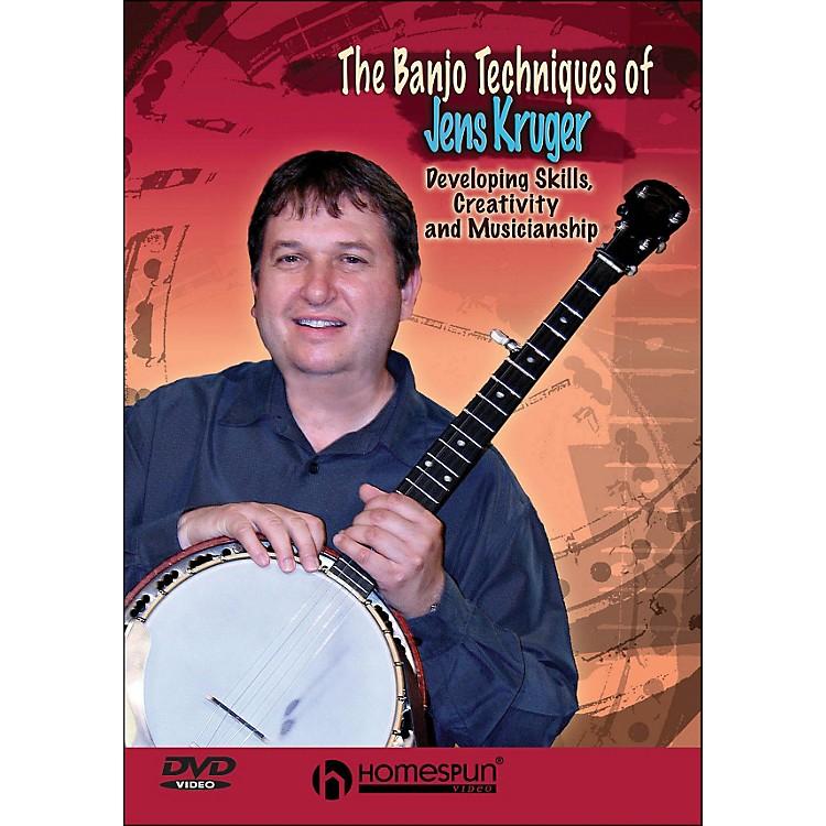 HomespunThe Banjo Techniques Of Jens Kruger (DVD)