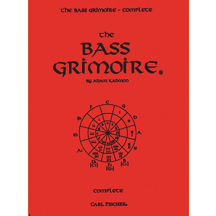 Carl FischerThe Bass Grimoire